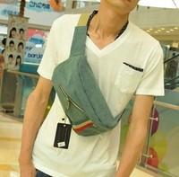 Новая мода пу мужчины посыльного сумки Мужские путешествия мешки fanny pack школа