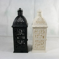 Free shipping wholesales The iron carving candlestick ,wedding candle holder,windproof candle holders Tea Light candelabrum