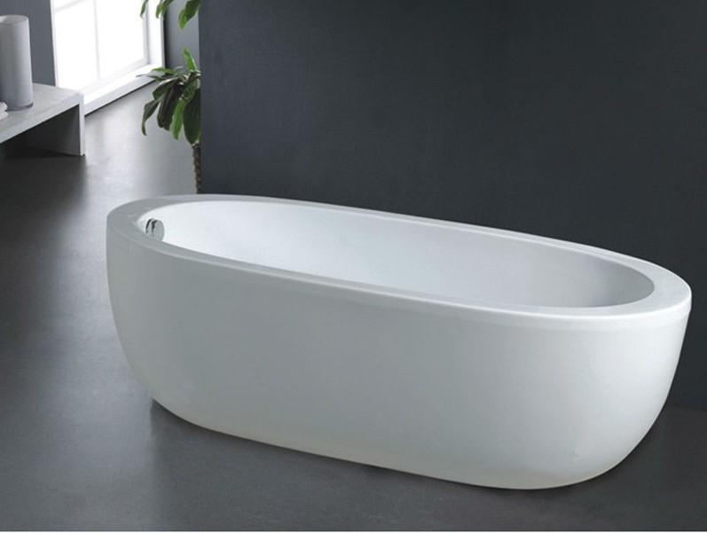 Freestanding Bathtub,deep