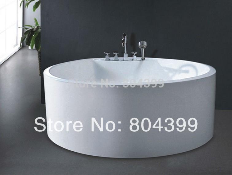 Vasca Da Bagno Tonda Piccola : Vasca da bagno tonda. affordable agape propone inout anche in questo