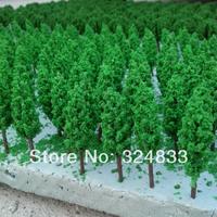 20pcs 14cm Scenery Landscape Train Model Scale Trees for model design
