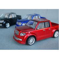 1:24 Pickup car model children Wireless Remote Controll toys Radio Car, free shipping +AU US UK to EU AC Power Plug