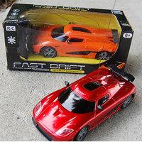 1:24 Kenisaige Remote control car model children Wireless radio Car toys, free shipping +AU US UK to EU AC Power Plug