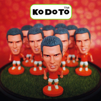 KODOTO 9# v.PERSIE (NLD) 2014 World Cup Soccer Doll (Global Free shipping)