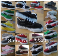 "Classic ""OFF THE WALL"" Canvas Shoes Sneakers Shoe All Color and Size In stock.Size:35-45"