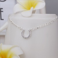 SA023 New Arrival Crystal Foot Jewelry Ankle Bracelet Sexy Anklets For Women Leg Bracelet Foot Chain Accessories