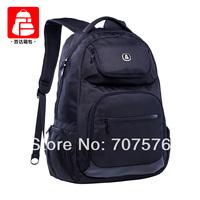 Baida backpack man bag business casual computer backpack student school bag female travel bag