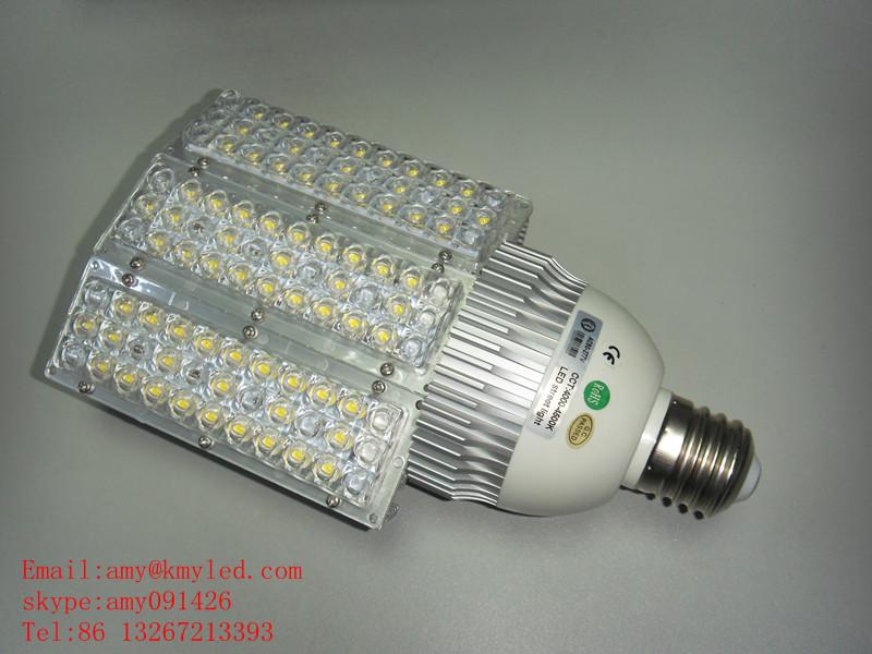 60W E40 led street light 6600lm replace 200W HPS 90-265v DHL Free shipping sale(China (Mainland))