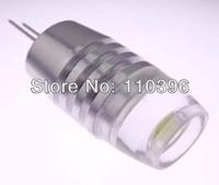 Free shipping g4 led bulb, ac/dc 9-20v g4 led lamp, 2w cob light,10pcs/lot