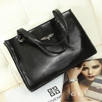 Women's handbag 2014 messenger bag big bag fashionable casual fashion one shoulder handbag women's bags