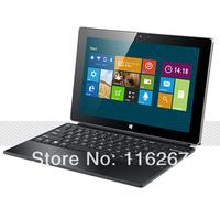 10.1inch Windows8.1 tablet Intel Baytrail-T(Quad-core),Z3740D 1.33Ghz--1.8GHz Ram 2G Rom 32GB