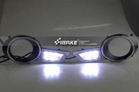 Daytime running lights for Toyota Highlander daytime running lamp for safe driving 09-11 year