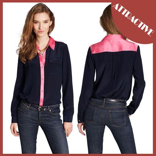 Женские блузки и Рубашки xs/xxl OL mc/673 MC-673