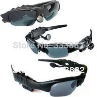 2014 New arrival Free shipping!!! Sunglasses Bluetooth Headset headphone Sun Glasses