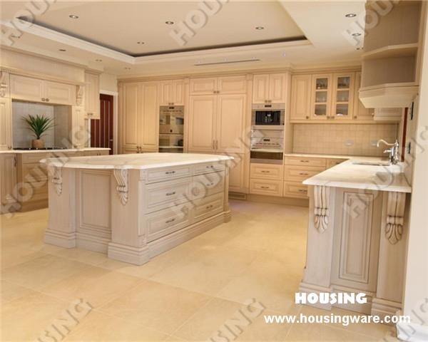 Luxury Solid Wood Kitchen Cabinet For Sale Modern Kitchen