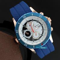 Genuine men watch fashion quartz watch precision watches waterproof Calendar