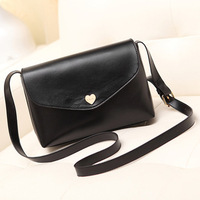 Korean style women small handbags fashion shoulder bags good quality PU leather Messenger bags