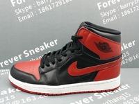bred 1s high OG mens basketball shoes 555088-023 555088 023