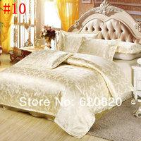 Bedding Sets Comforter set Brand Romantic Bedding king size Bedding sets 4pcs duvet cover Bed sheet pillow 10 color Home Textile