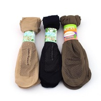 2014 Comfortable Transparent Thin Crystal Slip Socks/women socks Factory direct wholesale very low prices Free Shipping