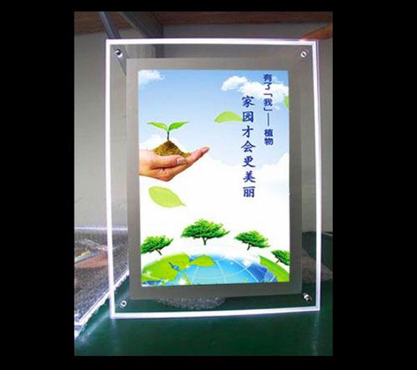 crystal light box display(China (Mainland))