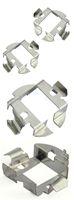 2 X HID Holder Bulb Base H7 X5 A6 REIZ [C204]