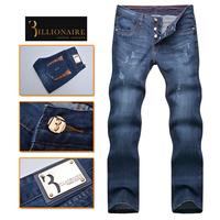 Billionaire italian couture jeans male 2014 men's clothing fashion jeans