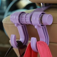 New creative car hook pothook hanger
