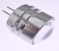 Free shipping 2w cob g4 lamps,160-170lm g4 led 12v bulb,view angle 80 degree,10pcs/lot