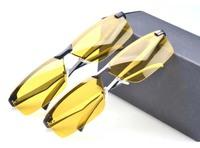 Big sale!!!!!! Brand New High Quality Polarized Sunglasses Mirror Aviation Aluminum  Driving Night Vision Glasses