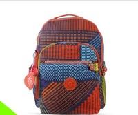 New 2014 Printing Backpack Women Hiking Backapcks Ladies Travel Bags Girl Cartoon Bag Brand Shoulder Canvas Schoolbag