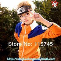 cosplay Naruto cosplay costumes - Uzumaki Naruto costumes Free shipping