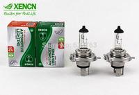 New XENCN H4 P43t 12V 60/55W 3200K Original Spare Parts Line Car Headlight Wide Range Halogen Bulb High Low Beam Long Lifetime