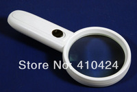 NEW 5X MAGNIFIER ILLUMINATED MAGNIFING GLASS LIGHTED LED