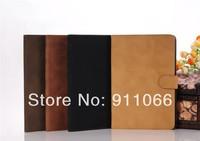 High quality Retro book leather case for ipad mini and IPAD MINI 2 Retina