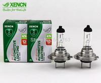 XENCN H7 12V 65W PX26d 3200K Original Line More Brightness Long Lifetime Car Headlights Halogen Bulb Clear Lighting Auto Lamps