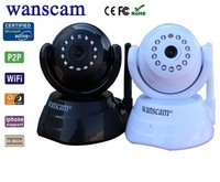 P2P Promotional Wireless WiFi IP Camera Pan Tilt Network IR Night Vision Security Surveillance CCTV Camera for iphone Androi