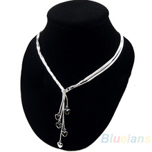 wholesale solid silver necklace