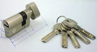 Free shipping High Security Door Mortise Lock Cylinder with keys