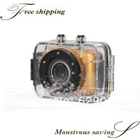2014 hot seller 1920*1080P multi-functional Mini Sport DV Camera