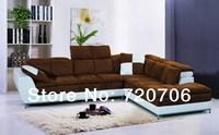 Modern sofa leather sofa black sofa Mini order$2500(mixed items)