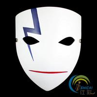Resin Mask 2014 Hallowmas Darker Than Black  Japanese Anime Smile Hei lee Cosplay