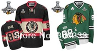 Cheap #88 Patrick Kane Jerseys Black New Third With 2013 Stanley Cup Champions Patch Chicago Blackhawks Jerseys