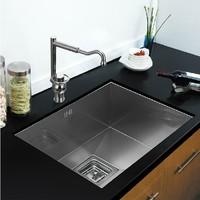 SLN-6043L  2014 Hot Saler 304grade stainless steel single bowl UNDERMOUNT Kitchen Sink