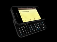 10 pcs/lot Rechargeable Sliding Bluetooth Wireless Keyboard With backlight and Hardshell Case and the for Iphone 4 4S