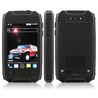 Original  Hummer H1+: IP67 Waterproof Dustproof Shockproof  Rugged Smartphone MTK6572 Android 4.2 Russian  Polish