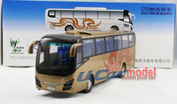 1pcs/lot 1:42 SUNWIN SWB6120 Coach  Bus car model (New Arrival) Gold