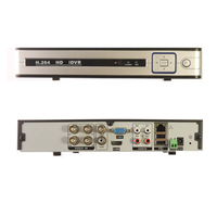 EC-9604HD 4CH Hybrid DVR NVR,  4ch full 960H, with HDMI output,motion detection