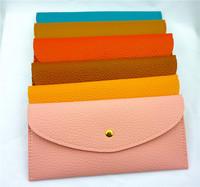 Free shipping 2014 New Women's Clutch buckle  Soft Leather Wallet Lady PU Long Card Purse Handbag  women messenger bags