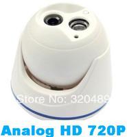 Free Shipping HDCVI 1.3Mp 720P Indoor Dome Camera, better than SDI camera